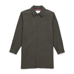 Herschel Mac Coat Insulated (Small) - Olive Green
